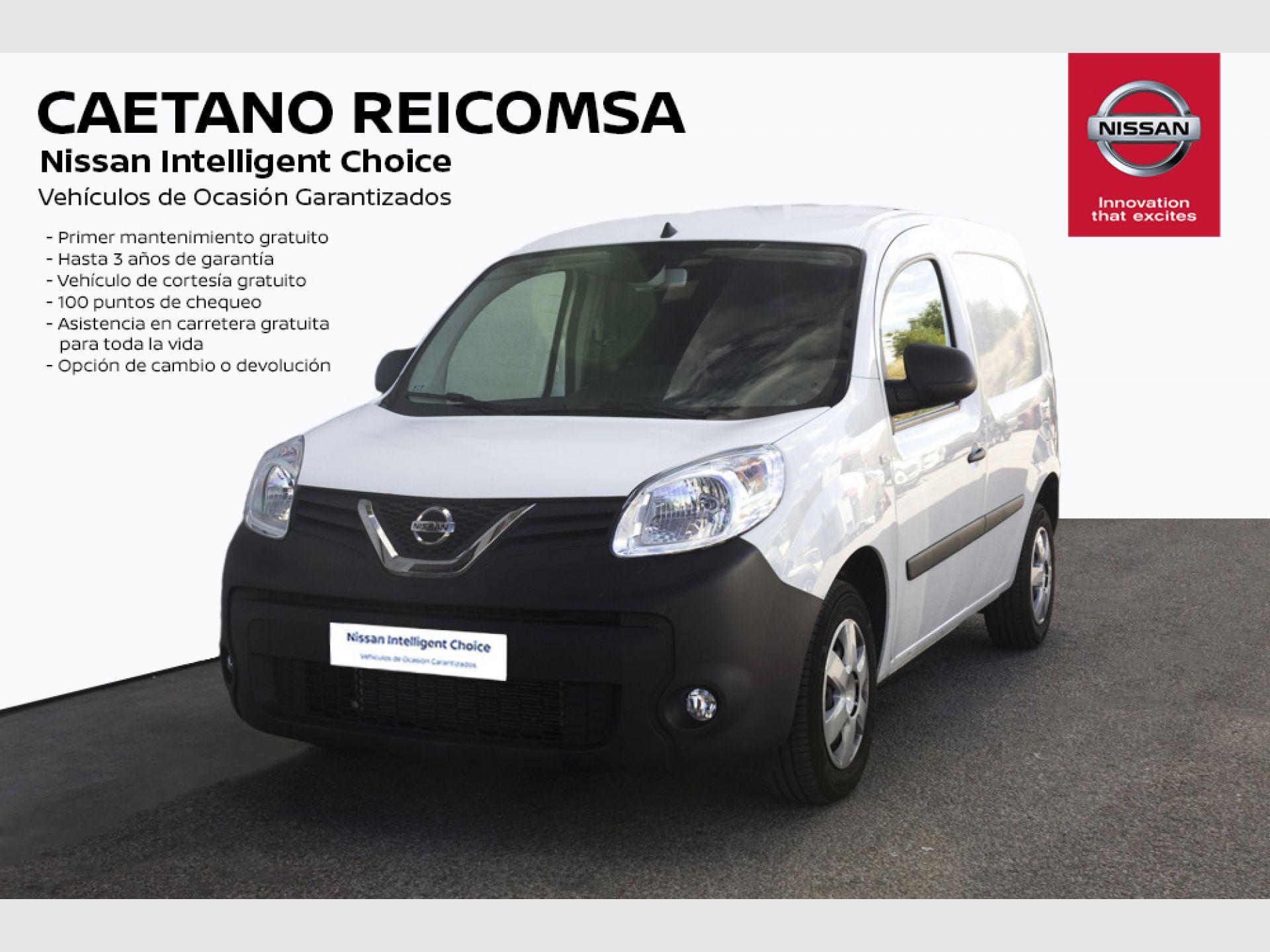 Nissan NV250 2pl 1.5dCi 70 kW (95CV) L1H1 COMFORT segunda mano Madrid