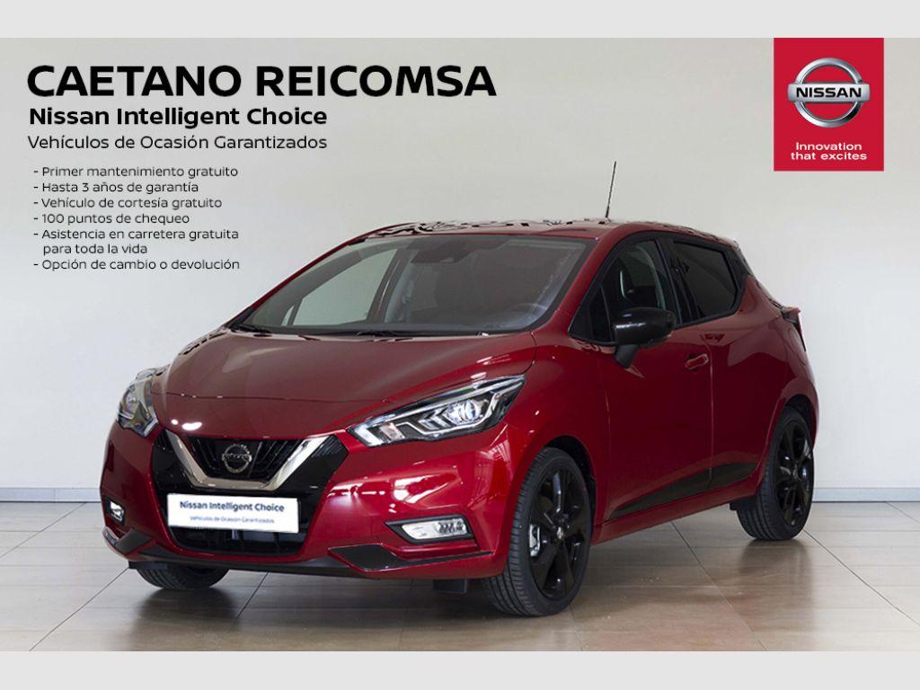 Nissan Micra DIG-T 86 kW (117 CV) E6D N-Sport segunda mano Madrid