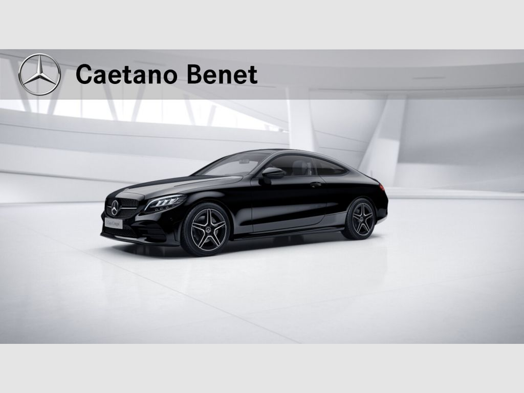 Mercedes Benz Clase C Coupé 220 d segunda mano Málaga