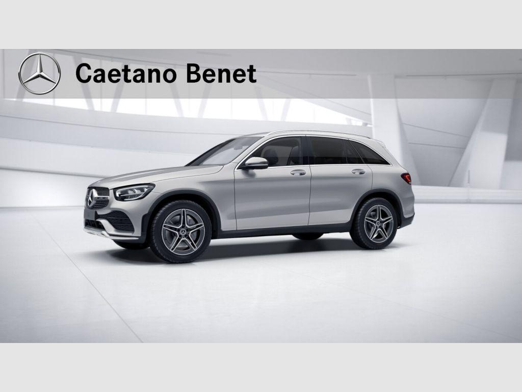 Mercedes Benz Clase GLC 200 d 4MATIC segunda mano Málaga