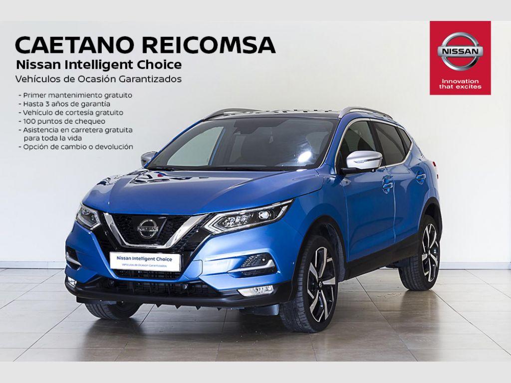 Nissan Qashqai dCi 96 kW (130 CV) 6M/T 4x2 TEKNA+ segunda mano Madrid