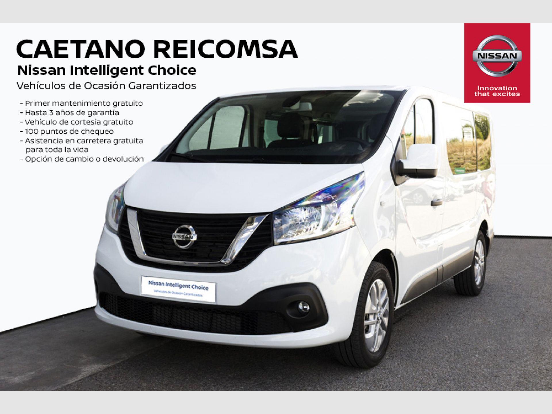 Nissan NV300 Combi 8 2.0 dCi 107kW L1H1 1T Premium segunda mano Madrid