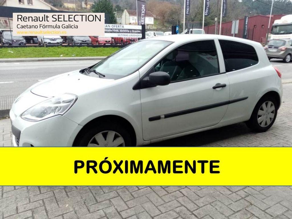 Renault Clio 1.5DCI Authentique segunda mano Pontevedra