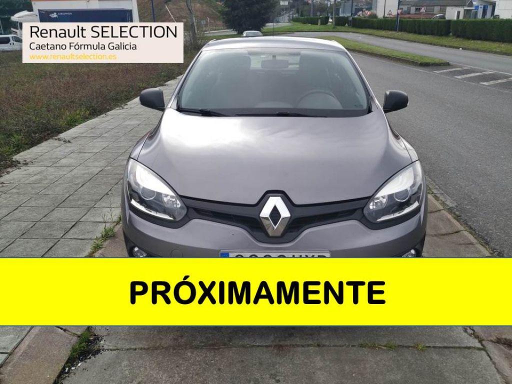 Renault Megane 1.5dCi Business segunda mano Lugo