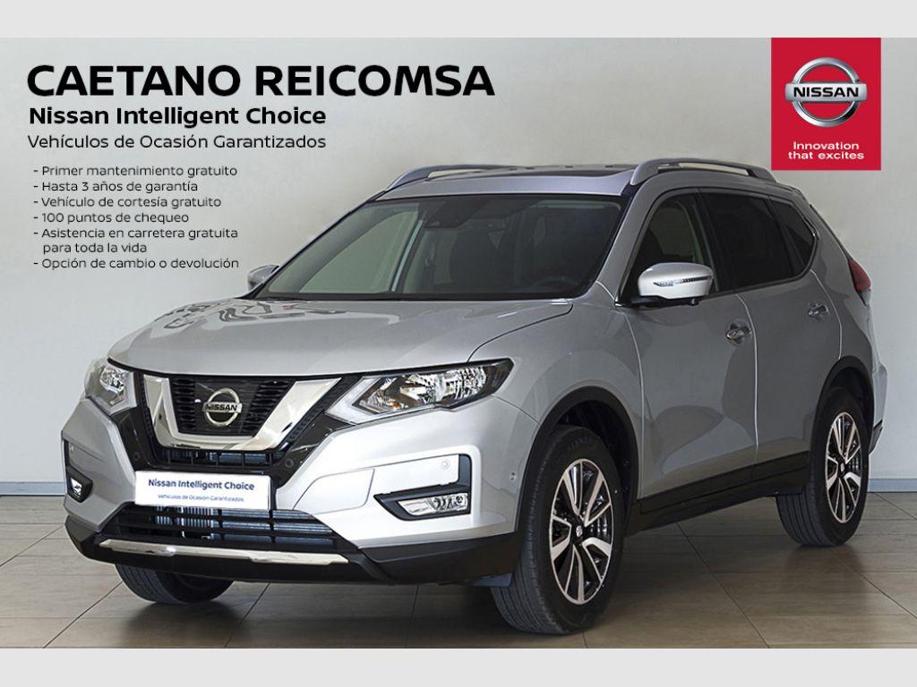 Nissan X-Trail 7P DIG-T 120 kW (160 CV) E6D DCT TEKNA segunda mano Madrid