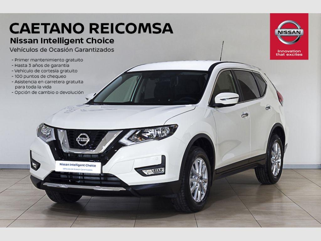 Nissan X-Trail 5P dCi 110 kW (150 CV) E6D 4X4-i ACENTA segunda mano Madrid