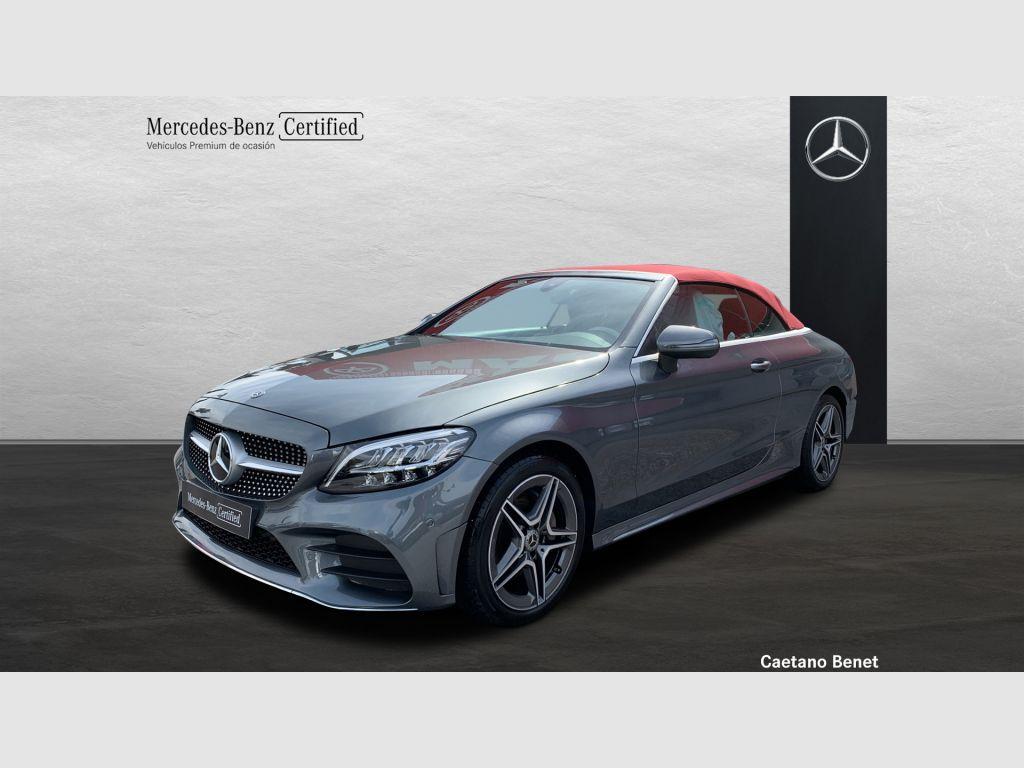 Mercedes Benz Clase C 200 cabrio segunda mano Málaga