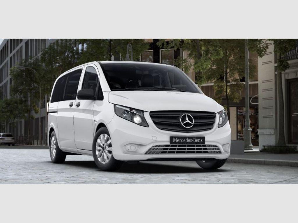 Mercedes Benz Vito 114 CDI Tourer Select Larga segunda mano Málaga