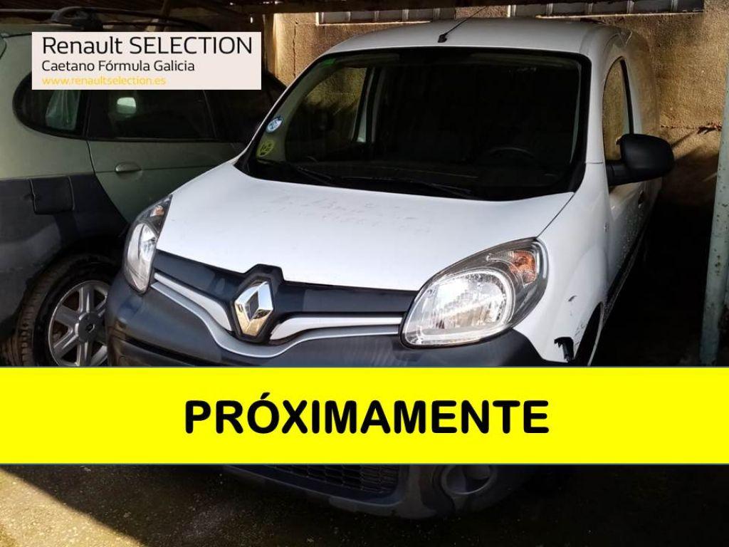 Renault Kangoo Express Fg. 1.5dCi Profesional 90 segunda mano Pontevedra