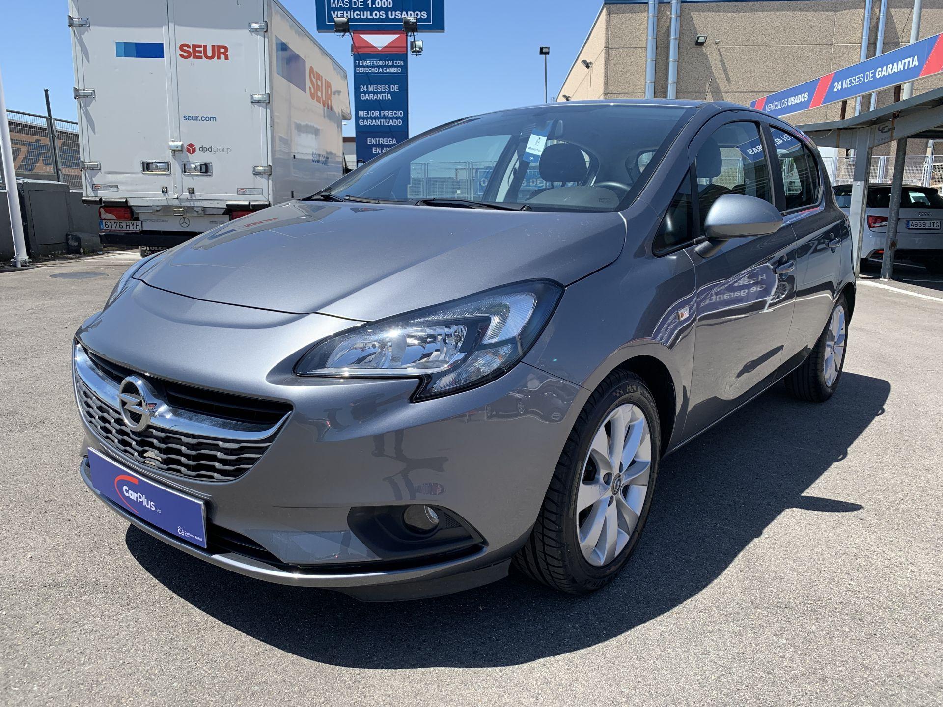 Opel Corsa 1.4 66kW (90CV) Selective segunda mano Madrid