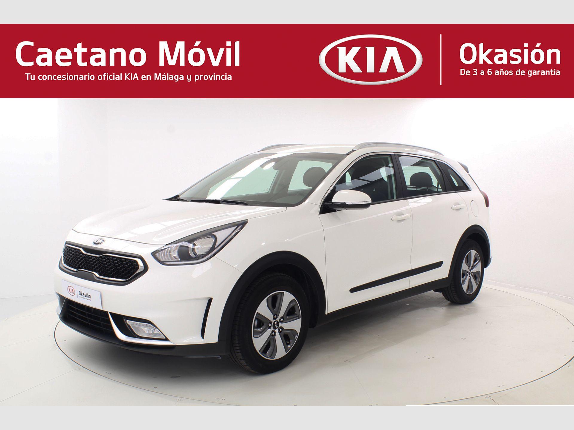 Kia Niro 1.6 GDi HEV 104kW (141CV) Drive segunda mano Málaga