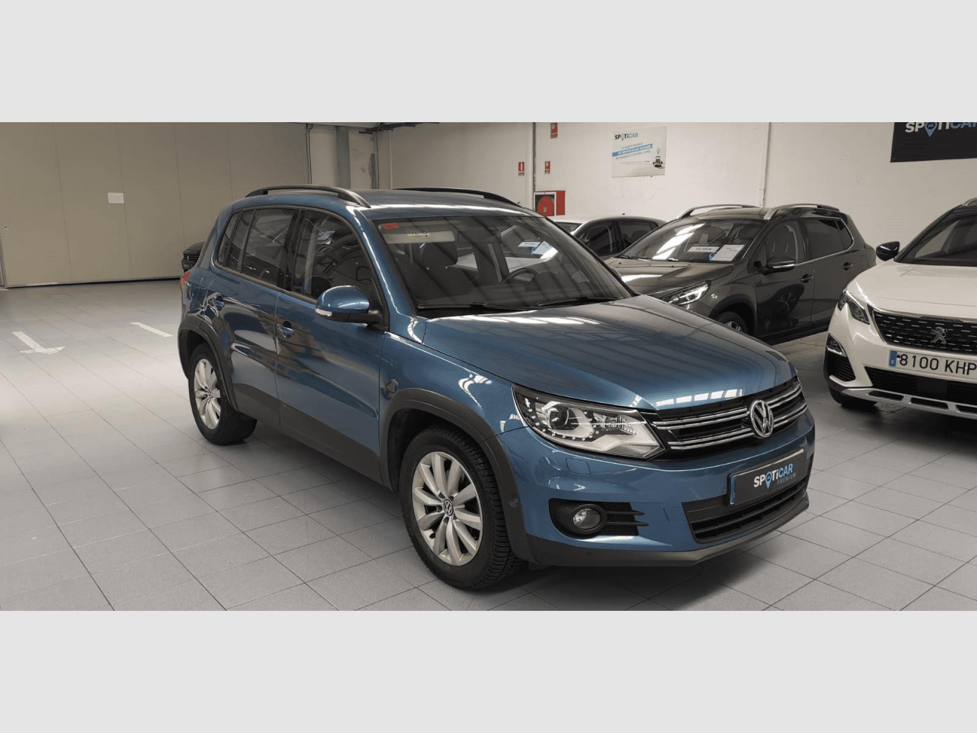 Volkswagen Tiguan T1 2.0 TDI 110CV BMT 4x2 segunda mano Cádiz