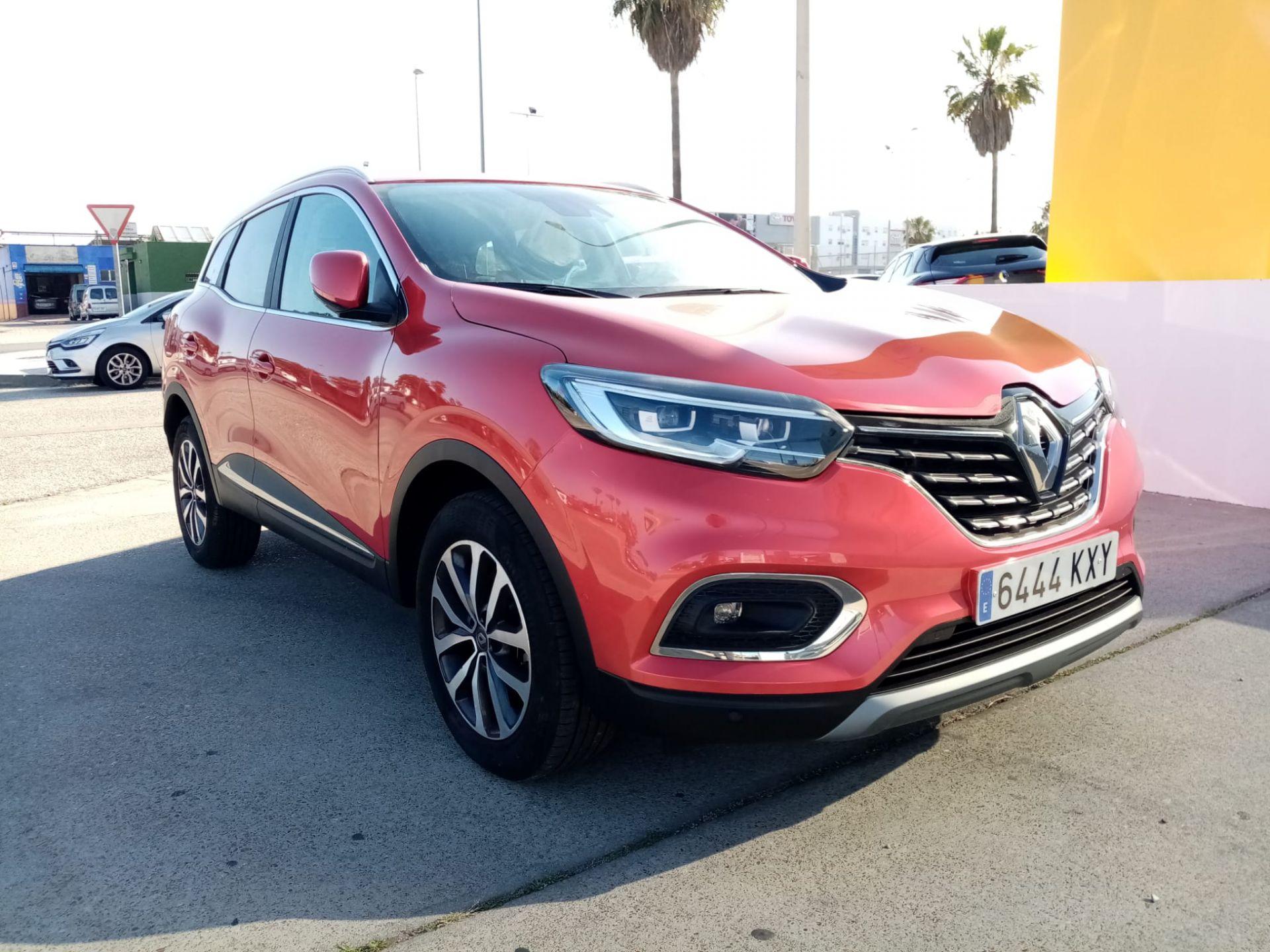 Renault Kadjar Zen GPF TCe 103kW (140CV) segunda mano Cádiz
