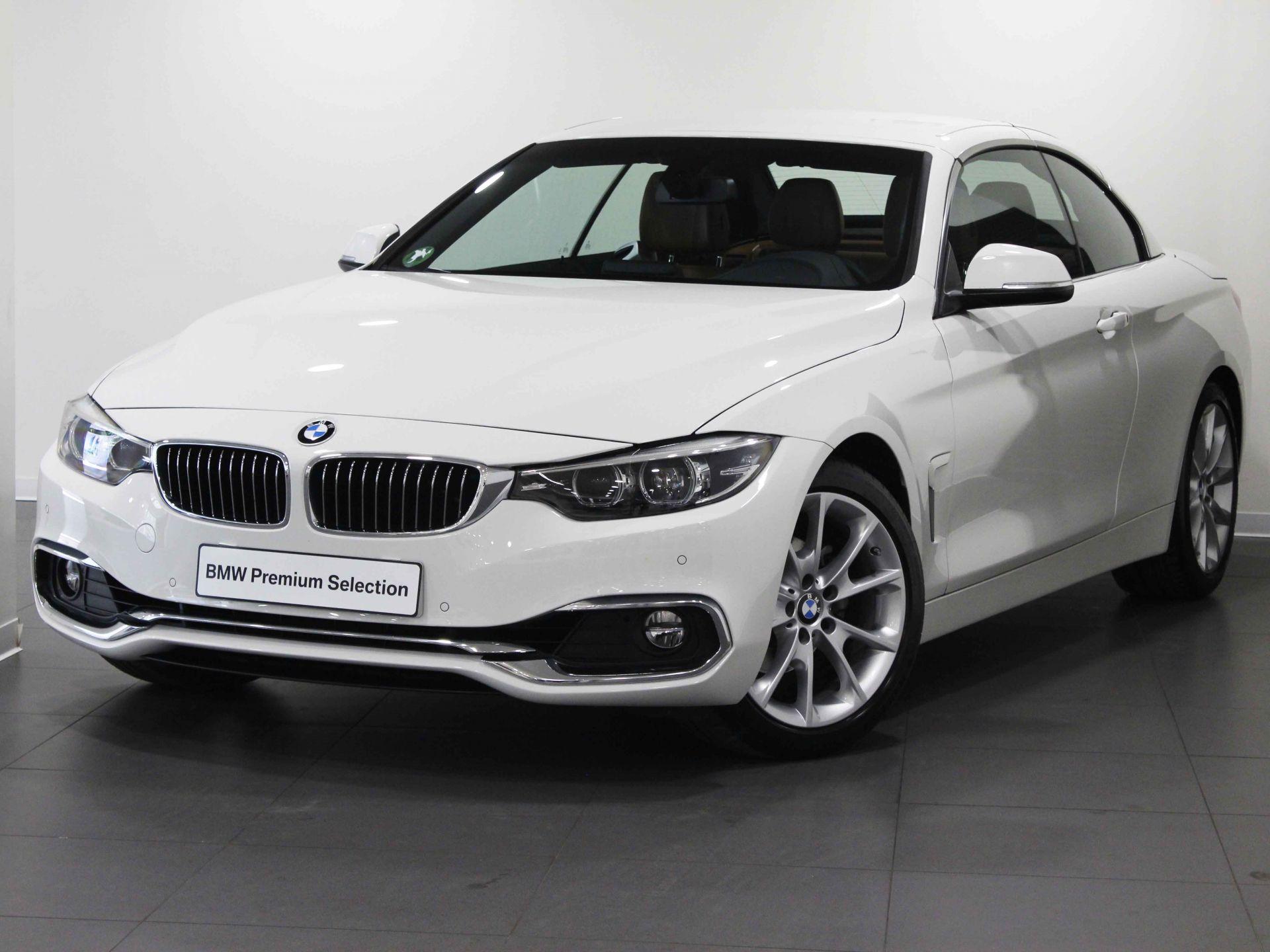 BMW Serie 4 420i Auto. segunda mano Madrid