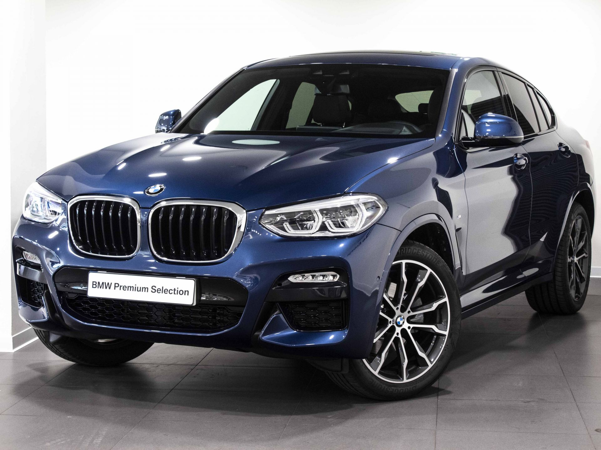 BMW X4 xDrive20d segunda mano Madrid