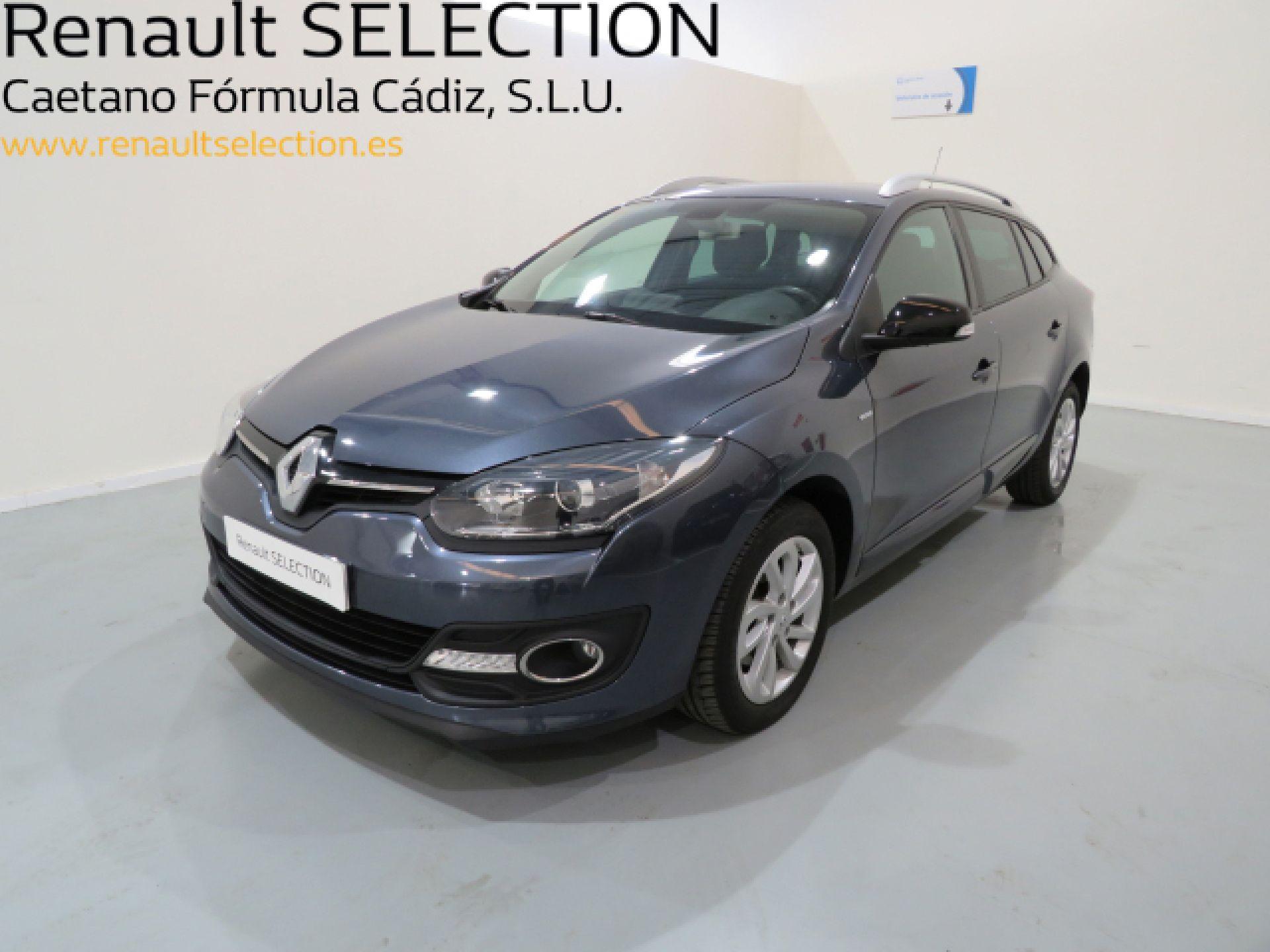 Renault Megane Limited dCi 110 eco2 segunda mano Cádiz