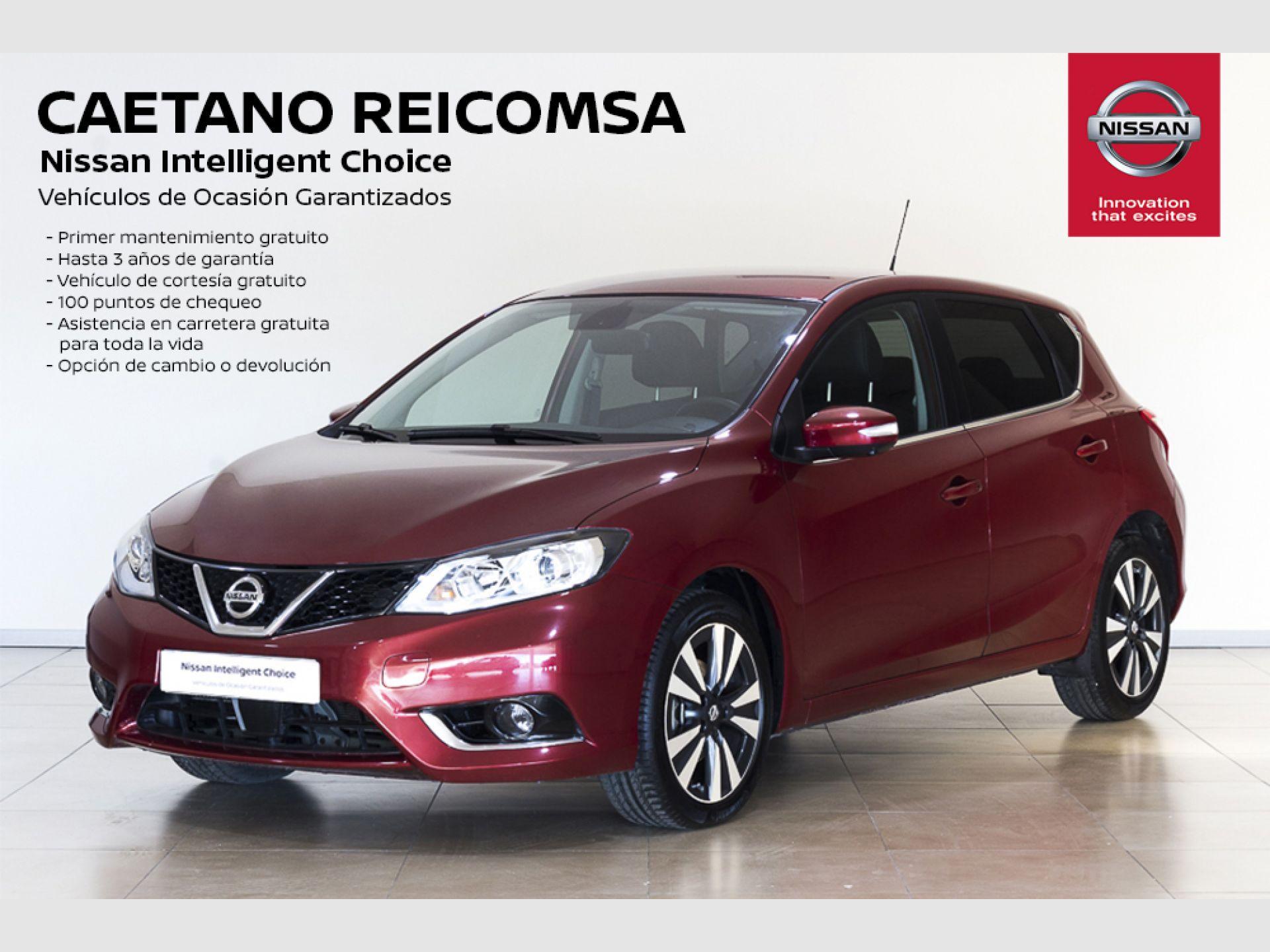 Nissan PULSAR 1.5 dCi 110CV TEKNA segunda mano Madrid