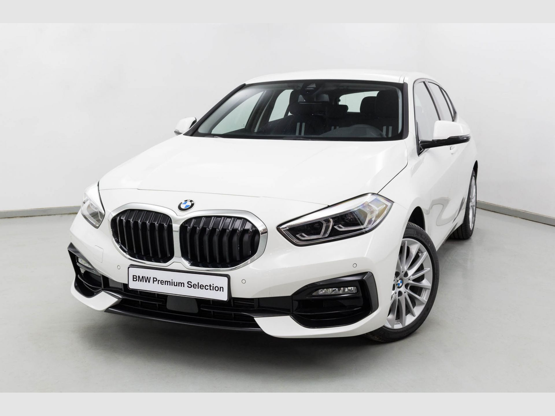 BMW Serie 1 118d segunda mano Madrid