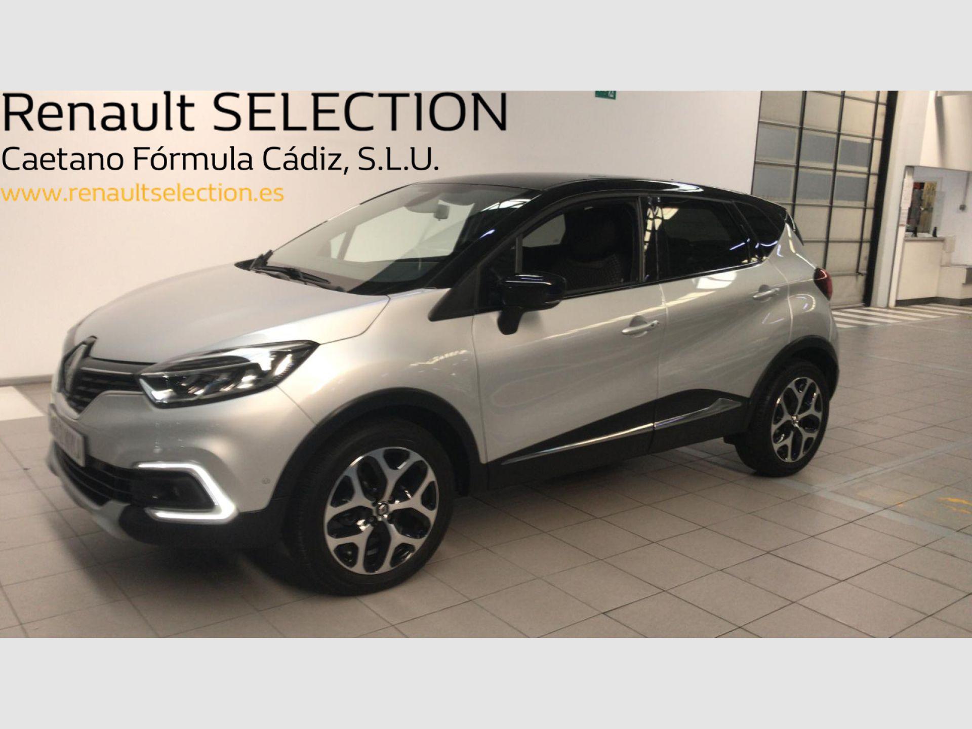 Renault Captur Zen TCe 66kW (90CV) segunda mano Cádiz