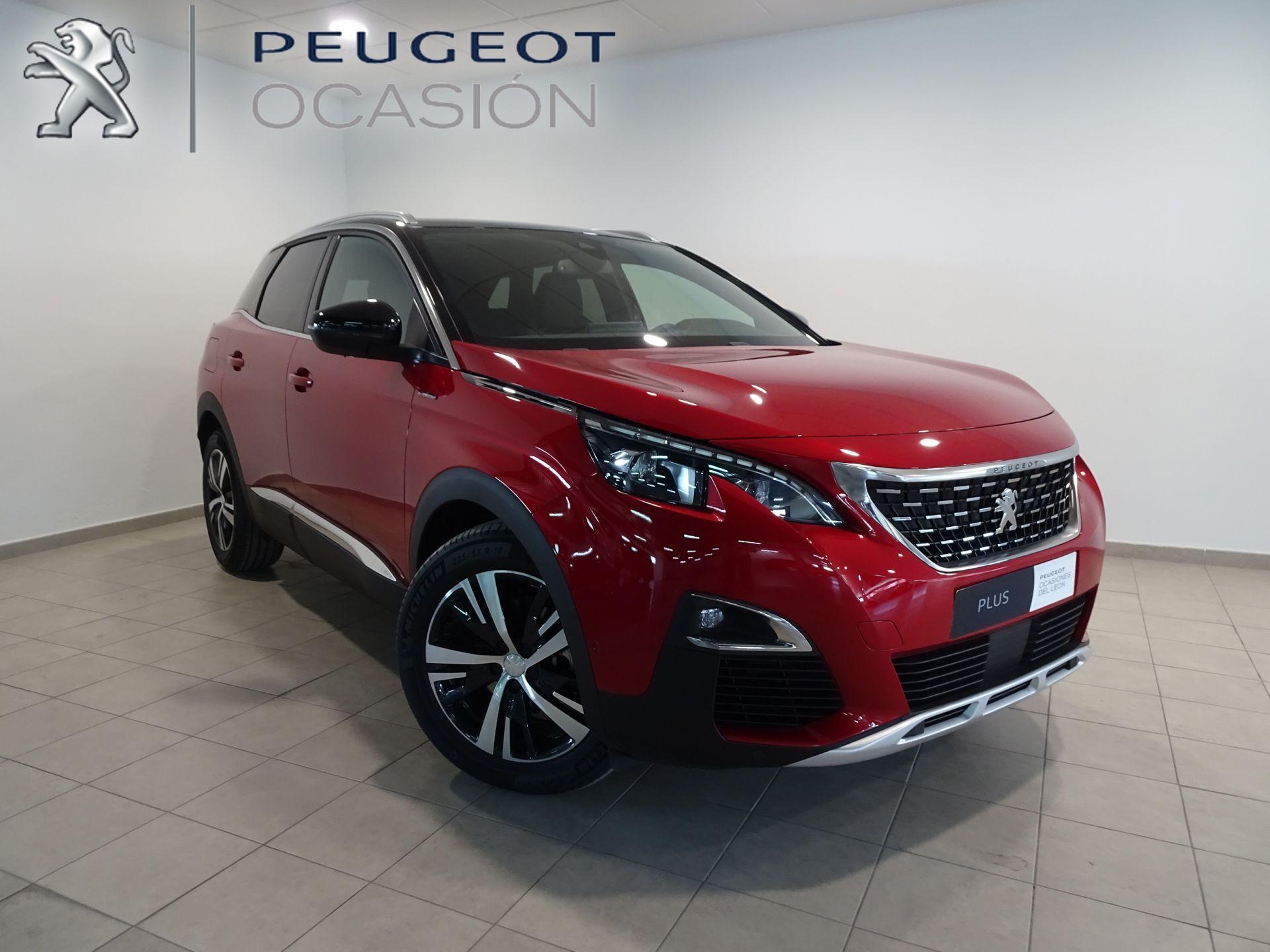 Peugeot 3008 1.2 PureTech 96KW (130CV) S&S GT Line segunda mano Cádiz