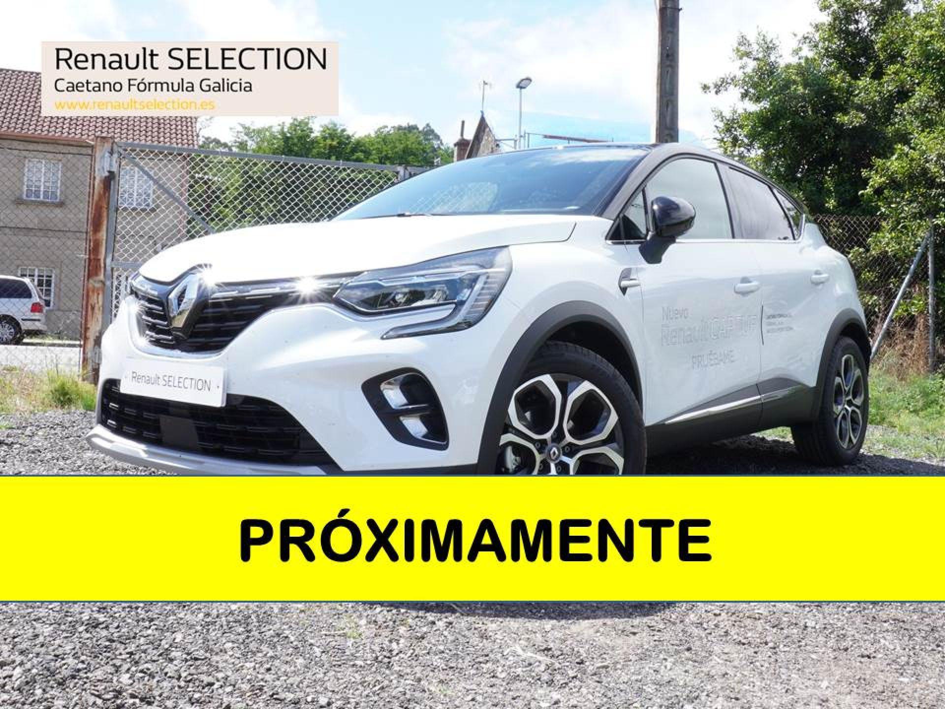 Renault Captur Zen Blue dCi 85kW (115CV) segunda mano Pontevedra