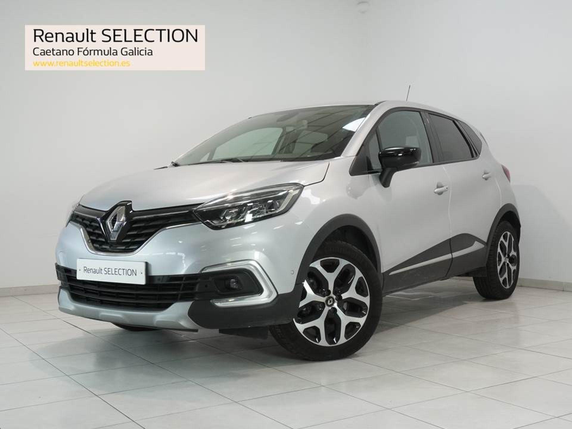 Renault Captur Zen TCe GPF 96kW (130CV) segunda mano Pontevedra
