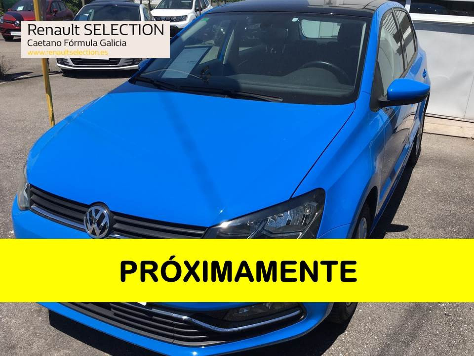 Volkswagen Polo 1.4 TDI BMT Sport 90 segunda mano Pontevedra