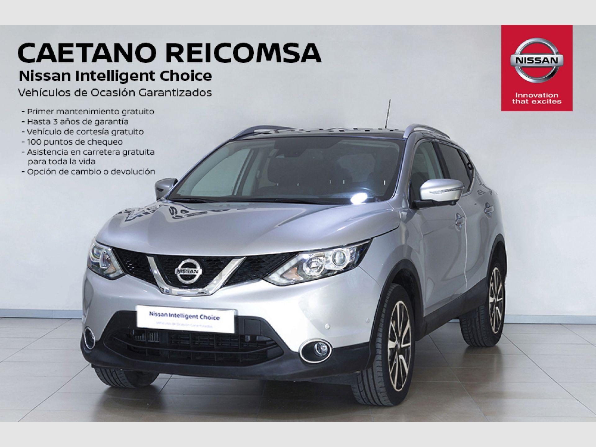 Nissan Qashqai 1.5 dCi S&S TEKNA PREMIUM 4x2 Piel segunda mano Madrid