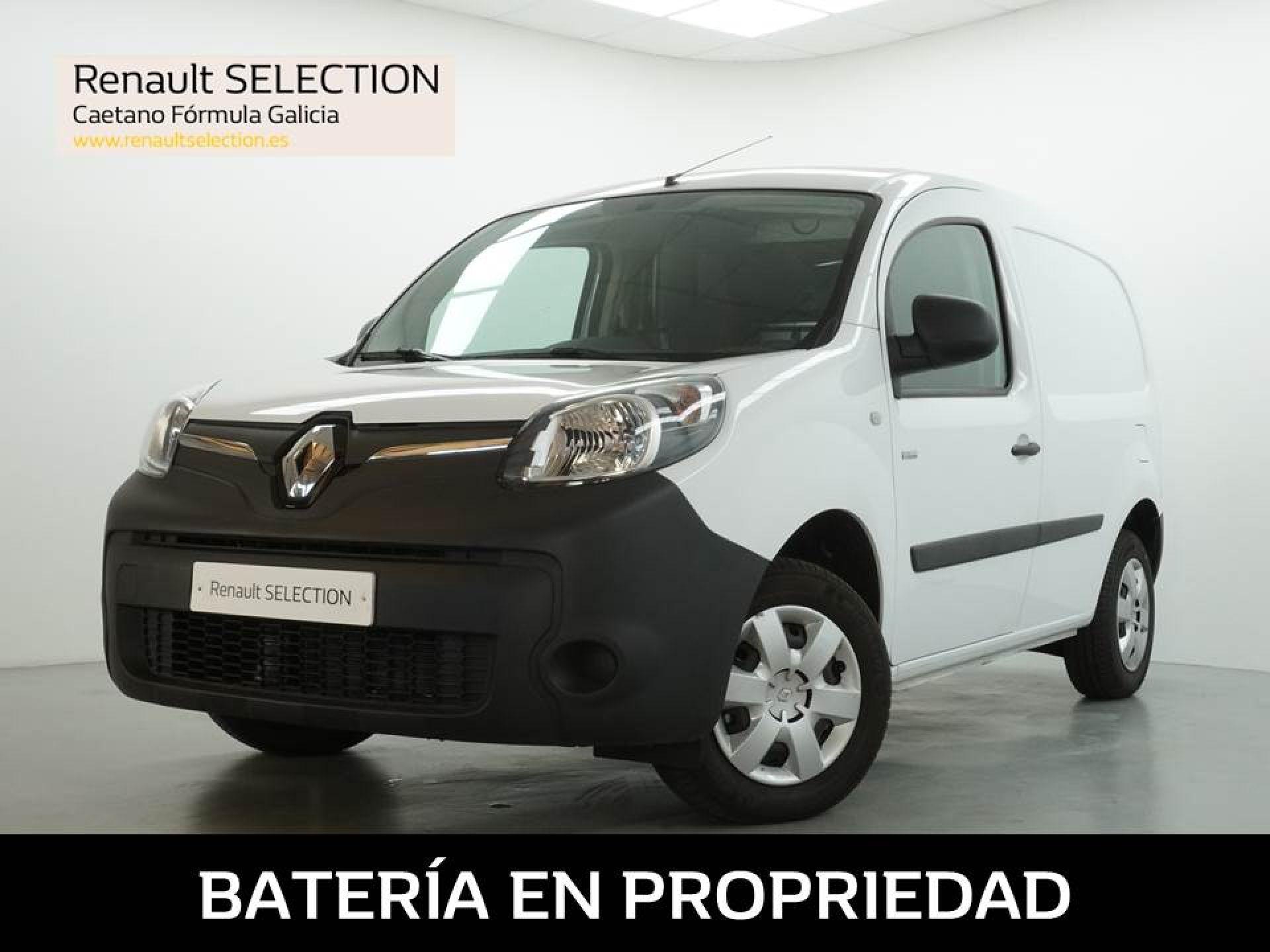 Renault Kangoo Z.E. Furgón segunda mano Pontevedra