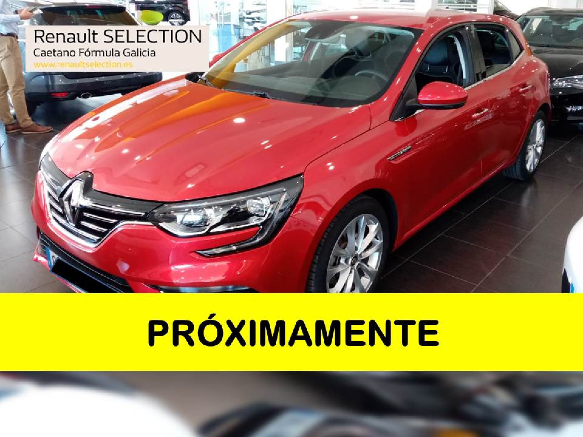 Renault Megane 1.5dCi Blue Zen 85kW segunda mano Lugo