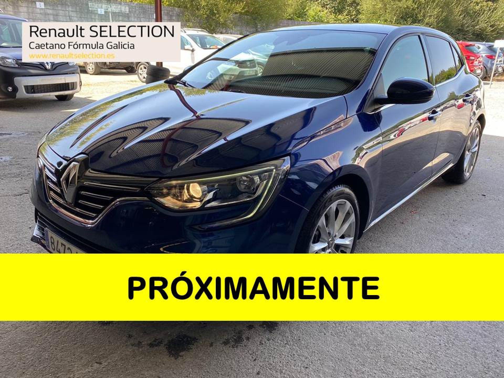 Renault Megane 1.2 TCe Energy Zen EDC 130 segunda mano Lugo