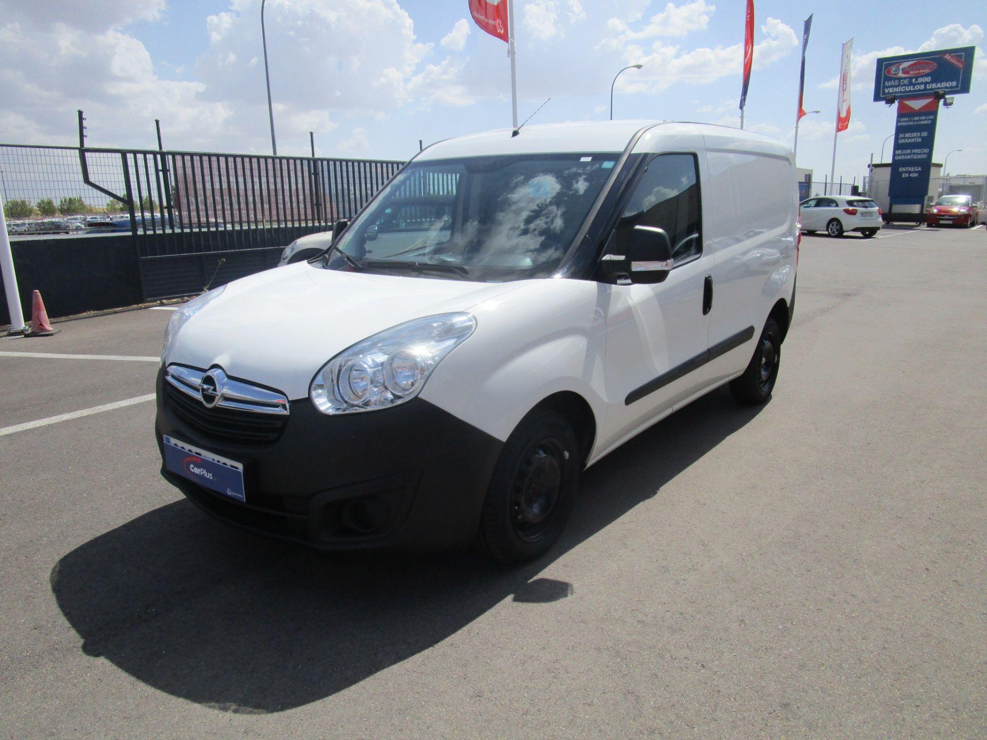 Opel Combo Cargo 1.3 CDTI 70kW (95CV) L1 H1 segunda mano Madrid