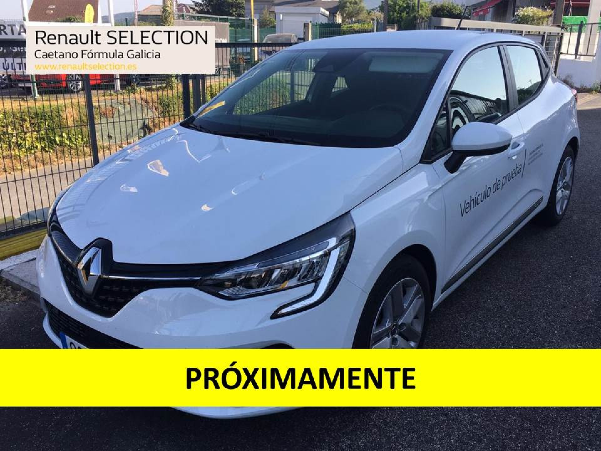 Renault Nuevo Clio Blue dCi Intens 63kW segunda mano Pontevedra