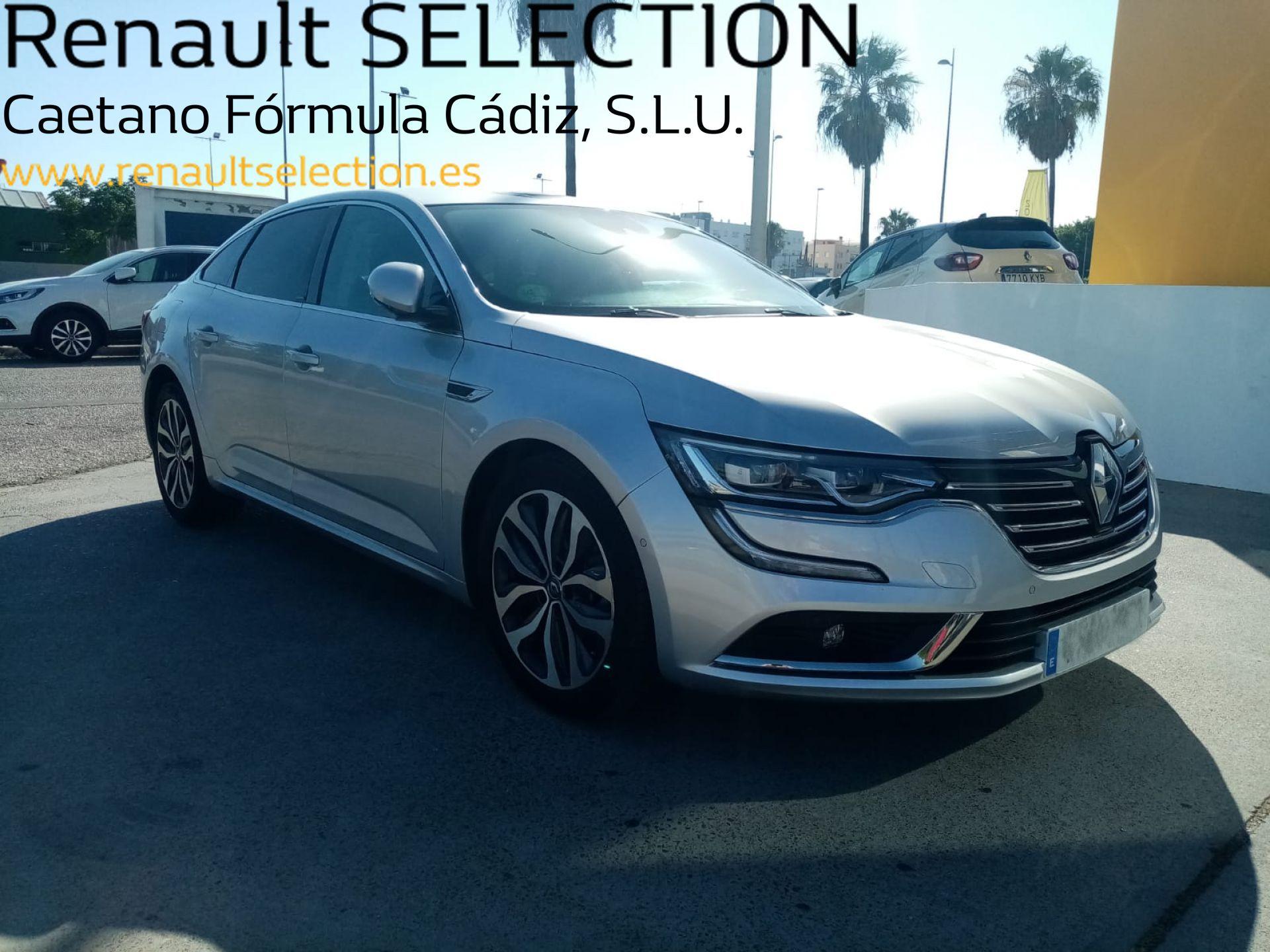 Renault Talisman Zen Blue dCi 110 kW (150CV) segunda mano Cádiz