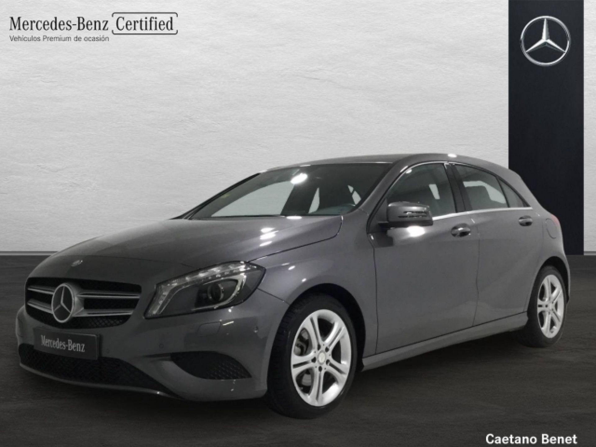 Mercedes Benz Clase A 200 CDI Urban segunda mano Málaga