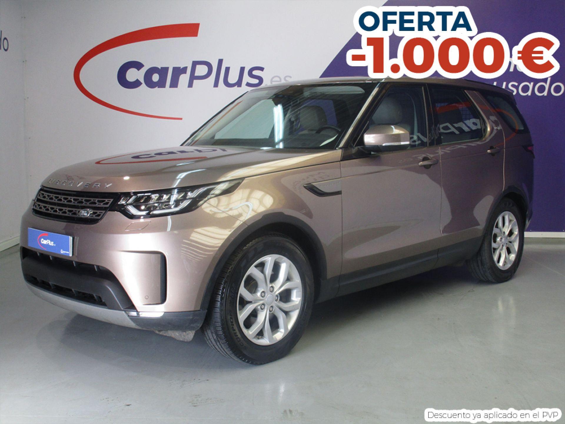 Land Rover Discovery 2.0 I4 SD4 177kW (240CV) HSE Auto segunda mano Madrid