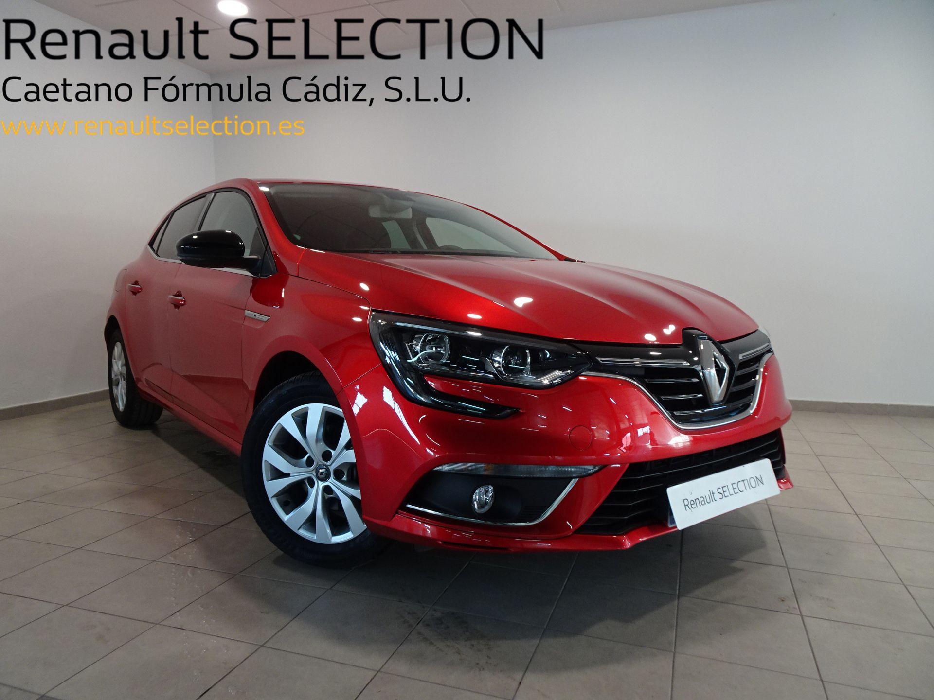 Renault Megane Limited TCe GPF 103 kW (140CV) EDC segunda mano Cádiz