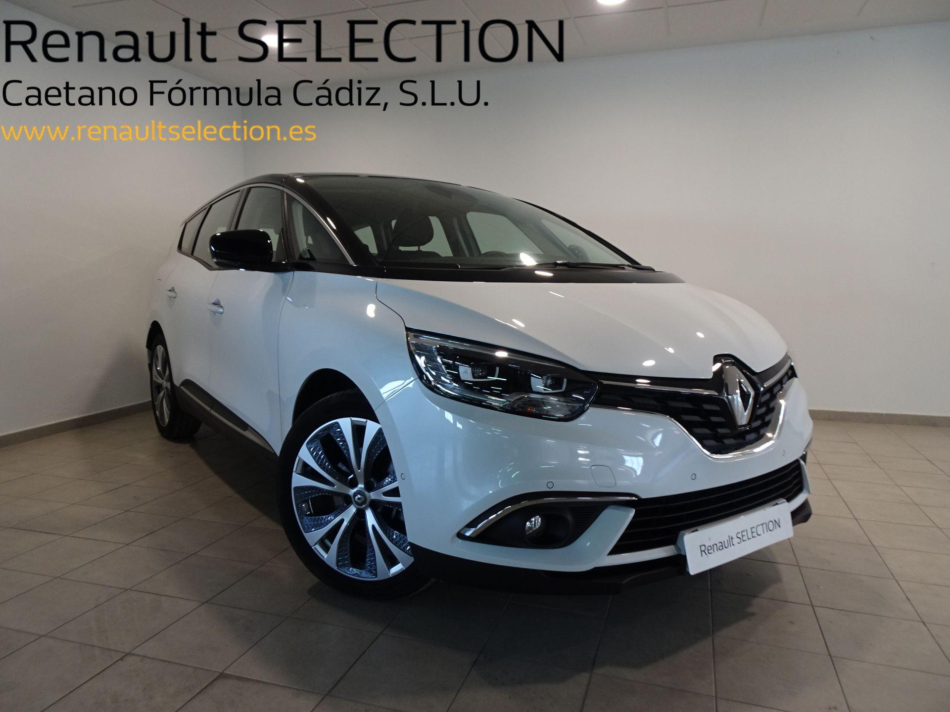 Renault Grand Scenic Zen GPF TCe 103kW (140CV) EDC - 18 segunda mano Cádiz