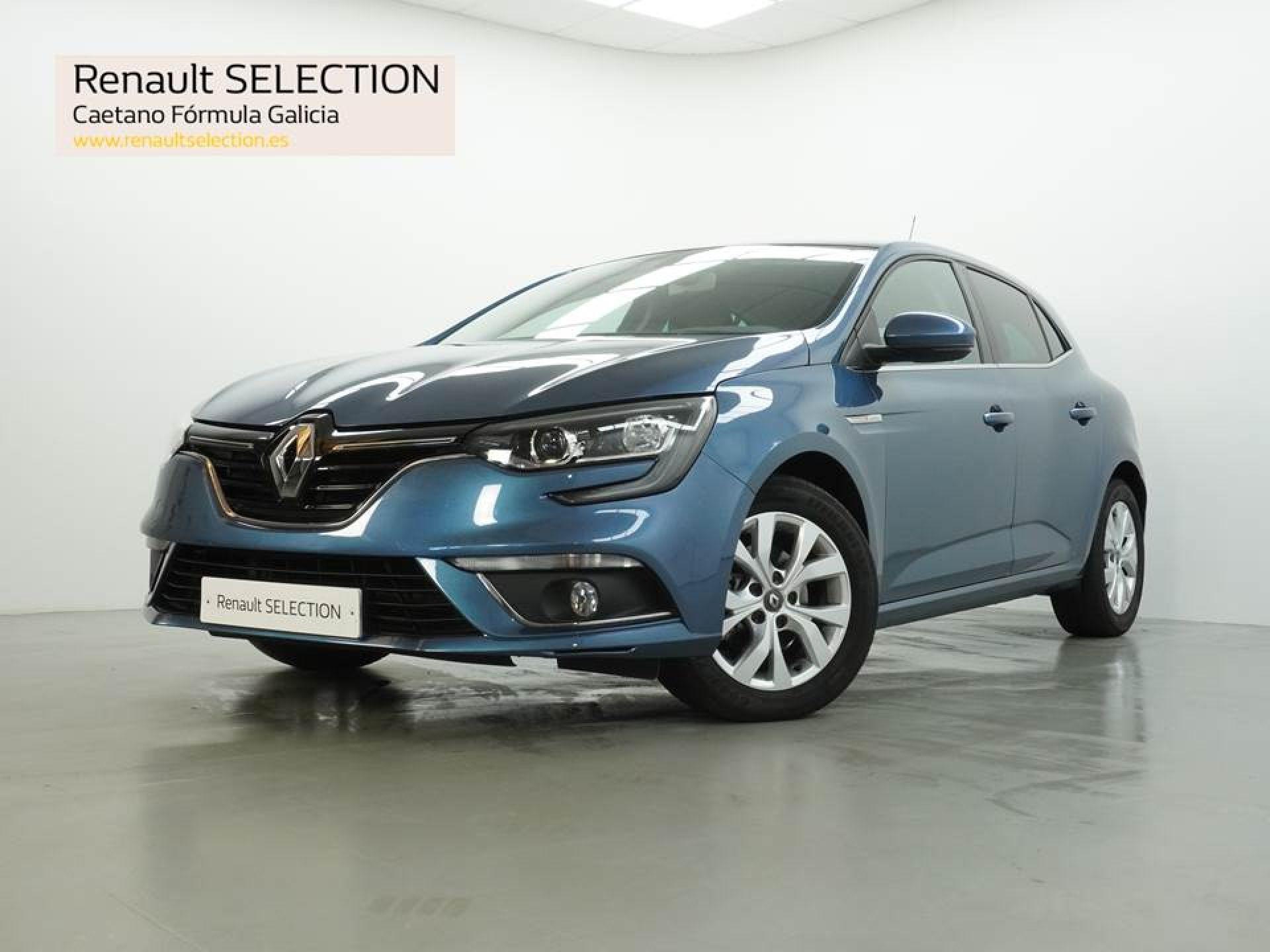 Renault Megane 1.3 TCe GPF Limited EDC 103kW segunda mano Pontevedra