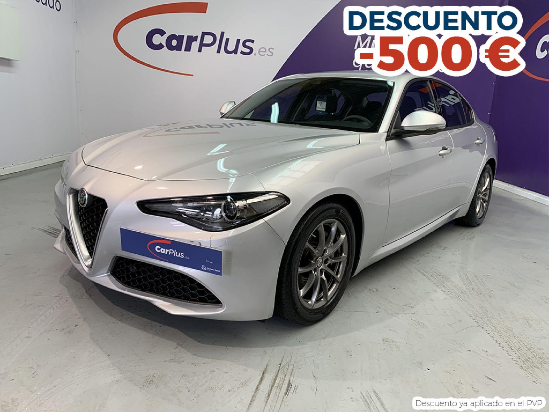 Alfa Romeo Giulia 2.2 Diesel 110kW (150CV) Giulia segunda mano Madrid