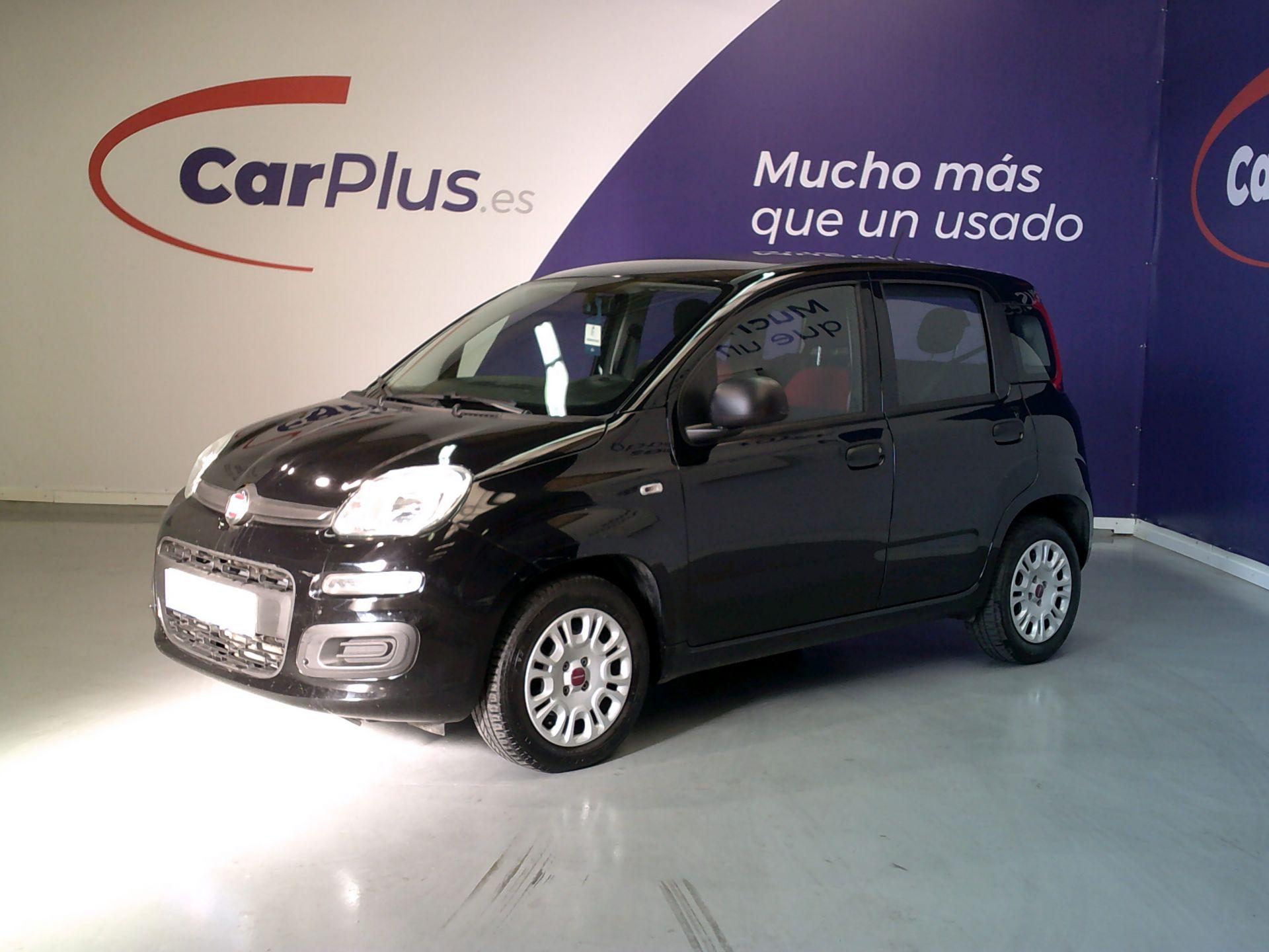 Fiat Panda 1.2 Easy 51kW (69CV) segunda mano Madrid