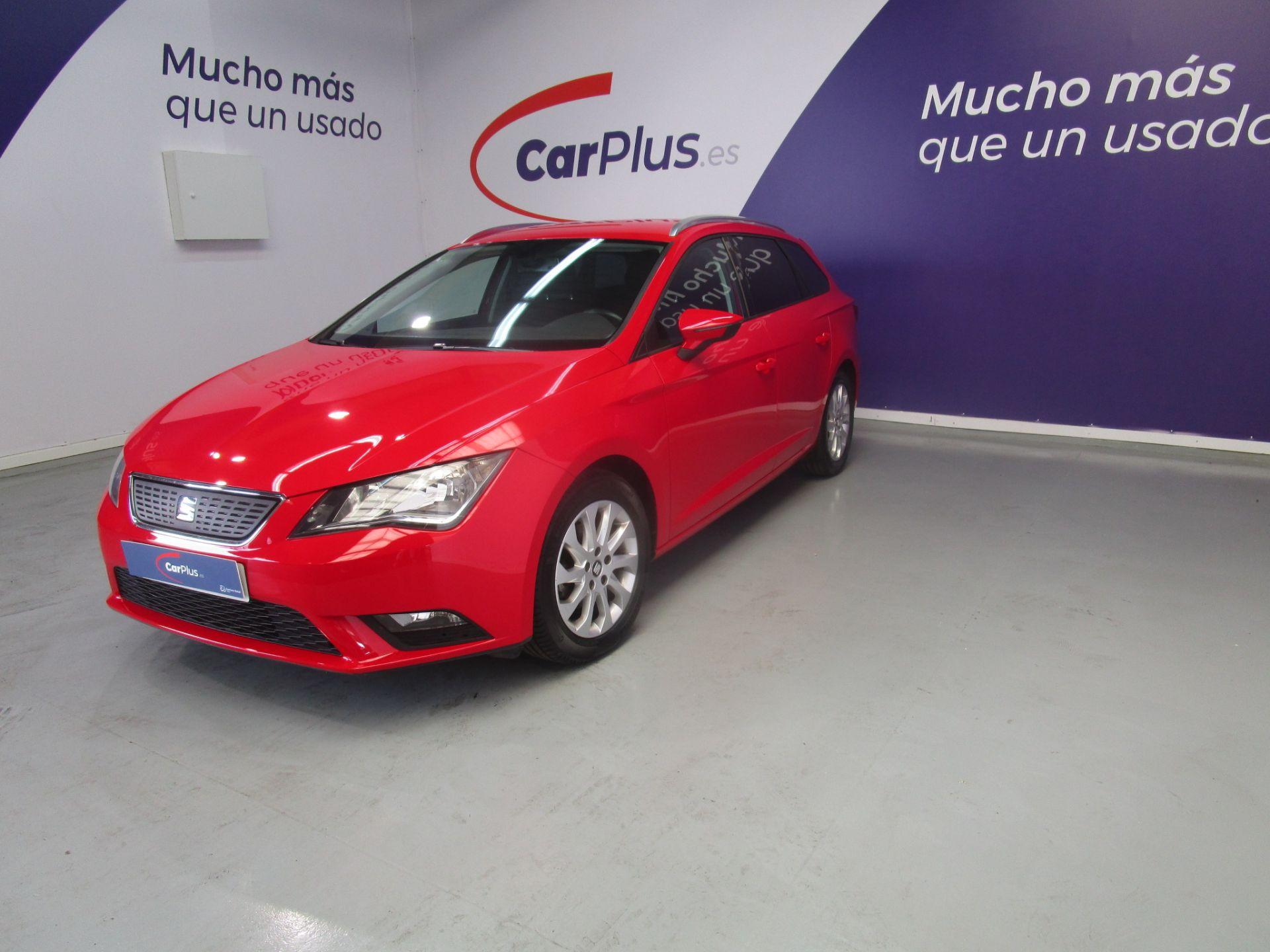 SEAT Leon ST 1.6 TDI 110cv St&Sp Style segunda mano Madrid