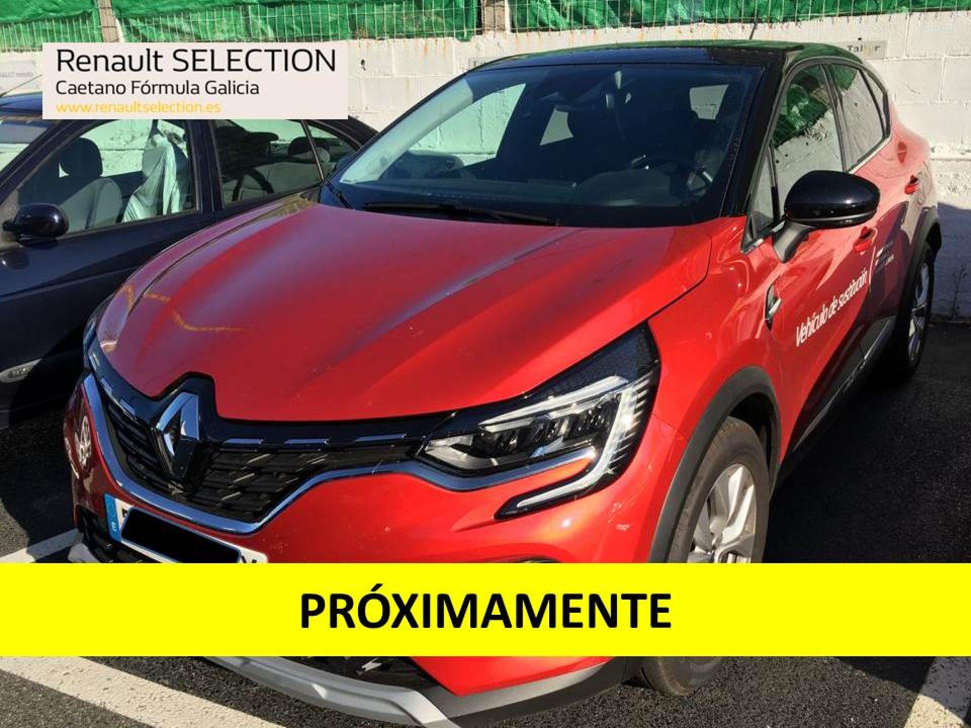 Renault Captur Blue DCi Zen 85kW segunda mano Pontevedra