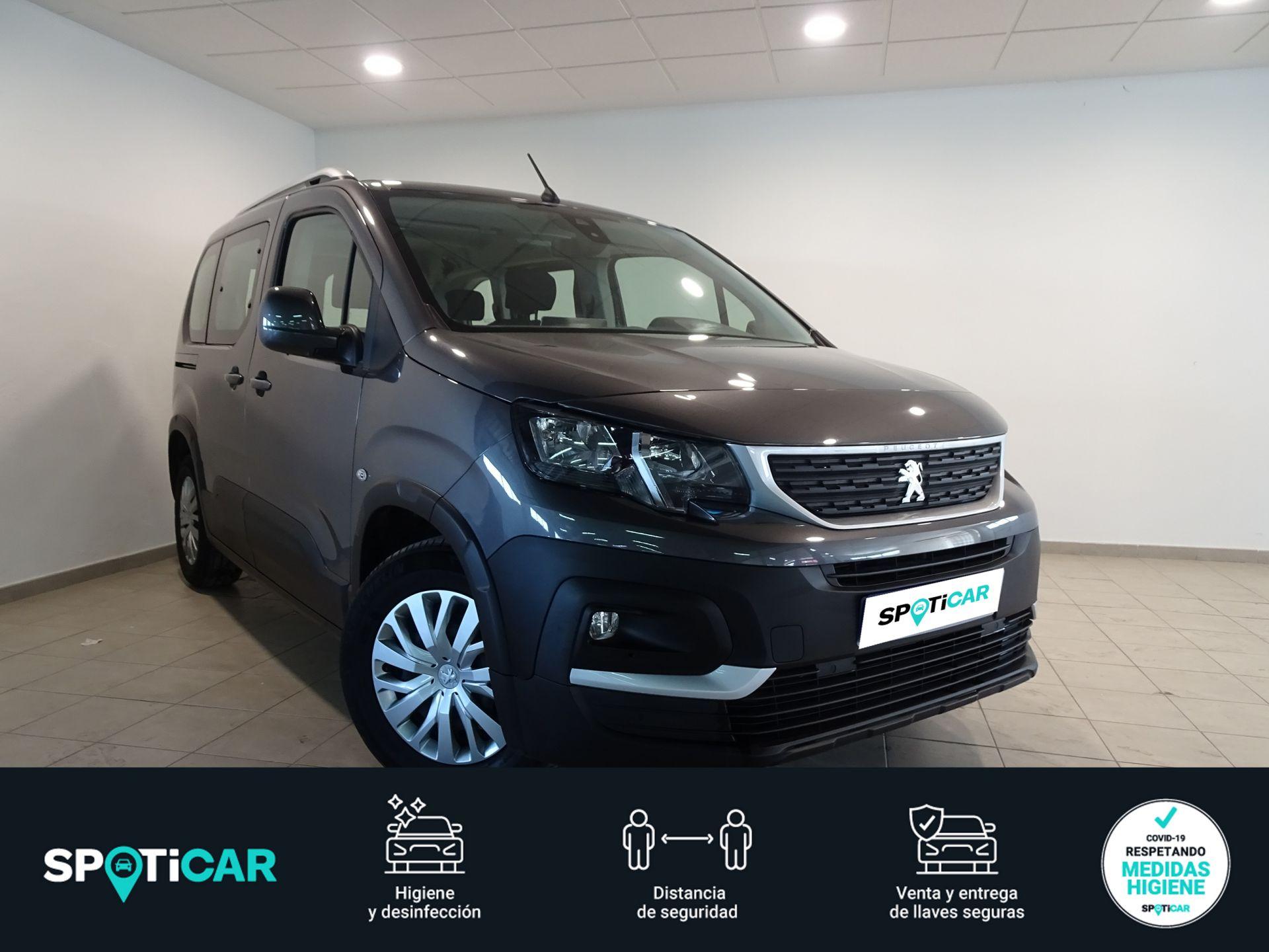 Peugeot Rifter ACTIVE 1.5. BLUEHDI 100CV segunda mano Cádiz