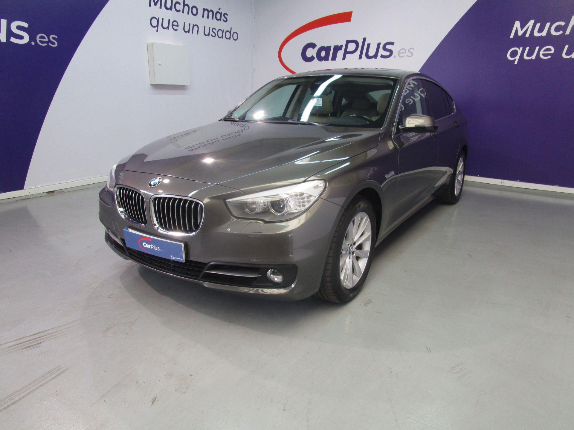 BMW Serie 5 520d Gran Turismo segunda mano Madrid