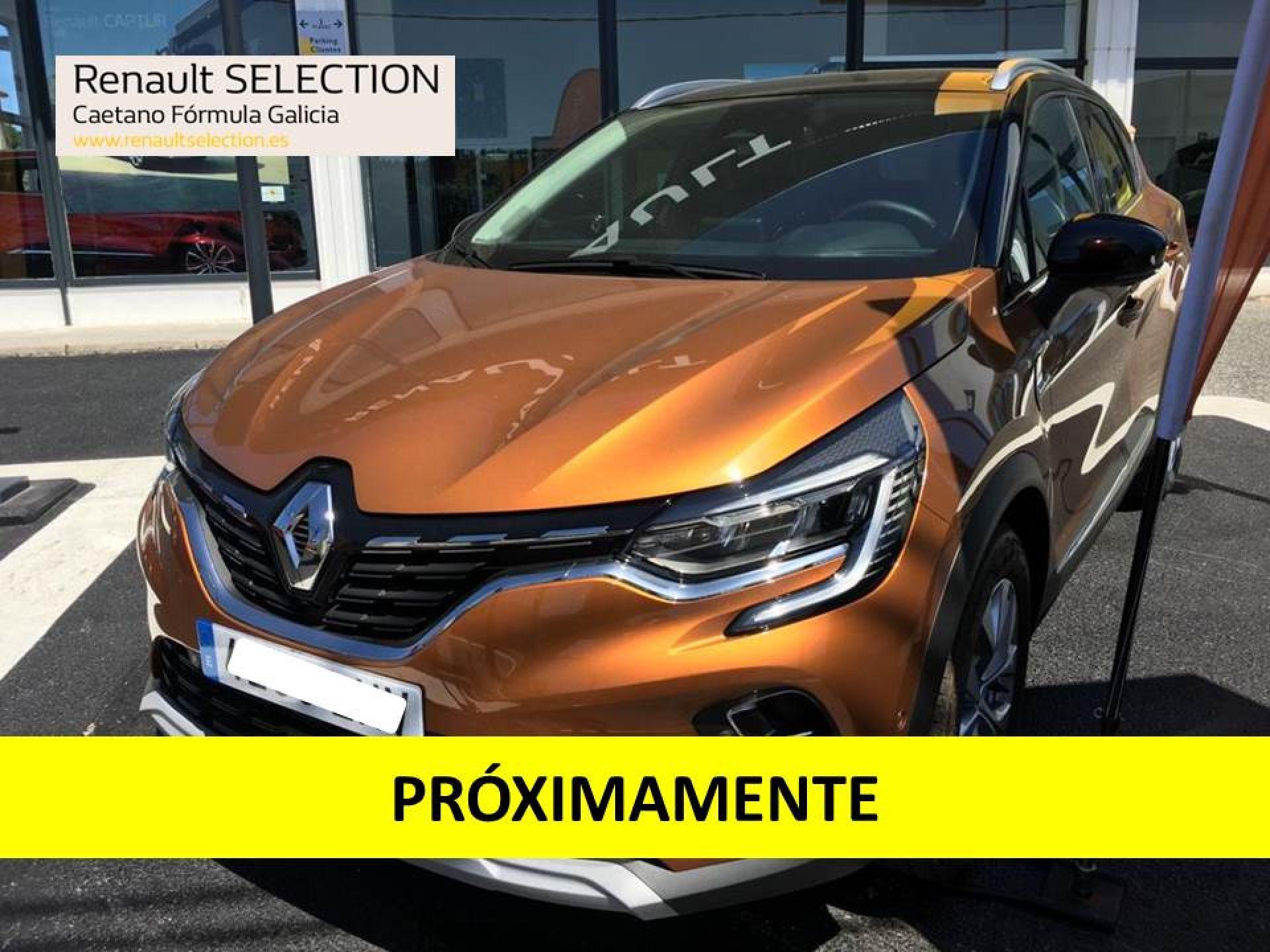 Renault Captur Zen TCe 74kW (100CV) segunda mano Pontevedra