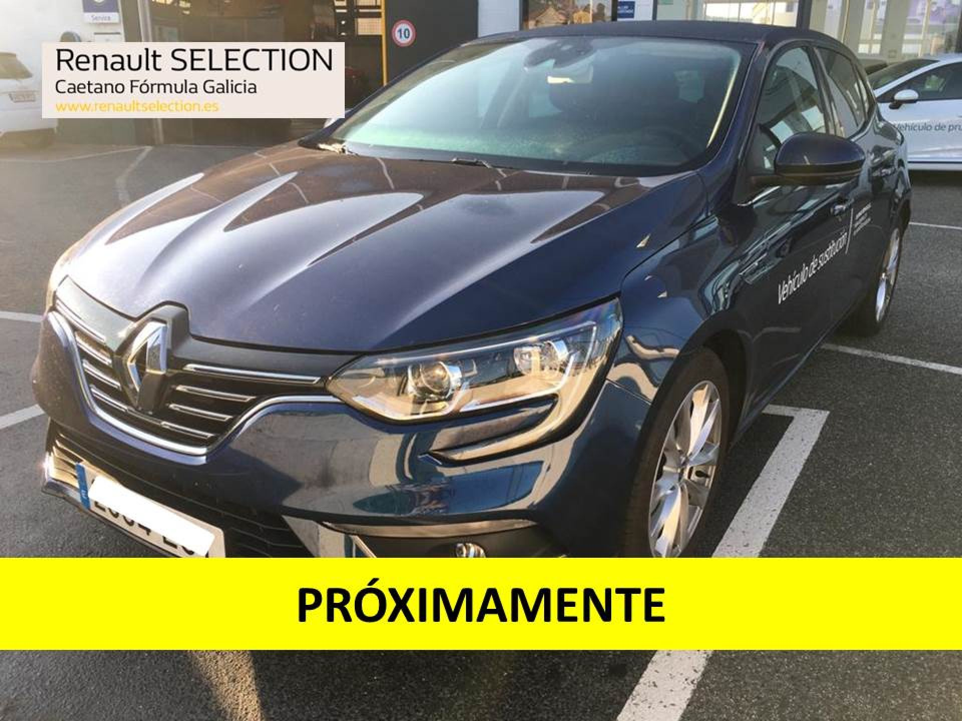 Renault Megane 1.3 TCe GPF Zen EDC 103kW segunda mano Pontevedra