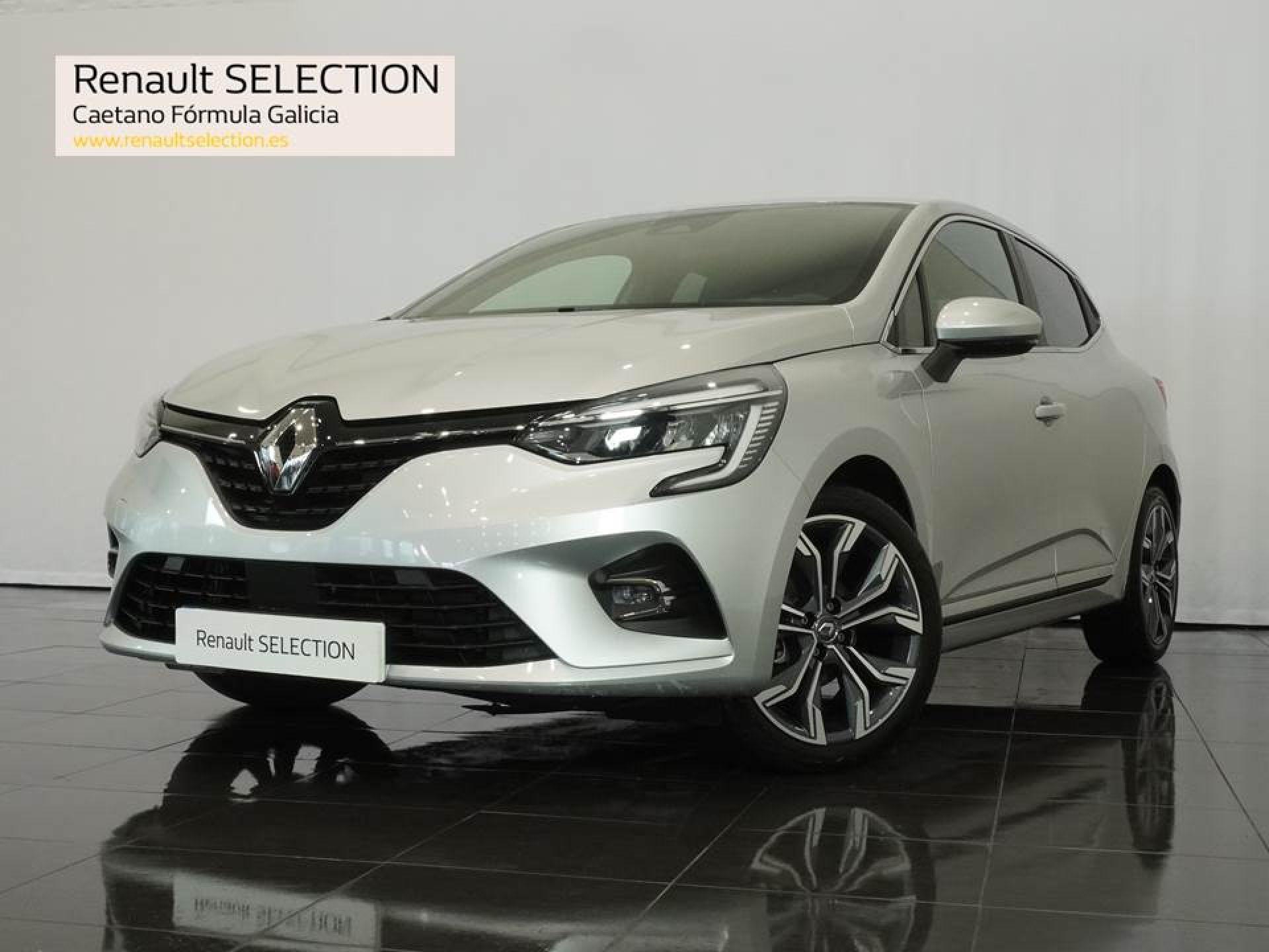 Renault Nuevo Clio TCe GPF Zen 74kW segunda mano Lugo