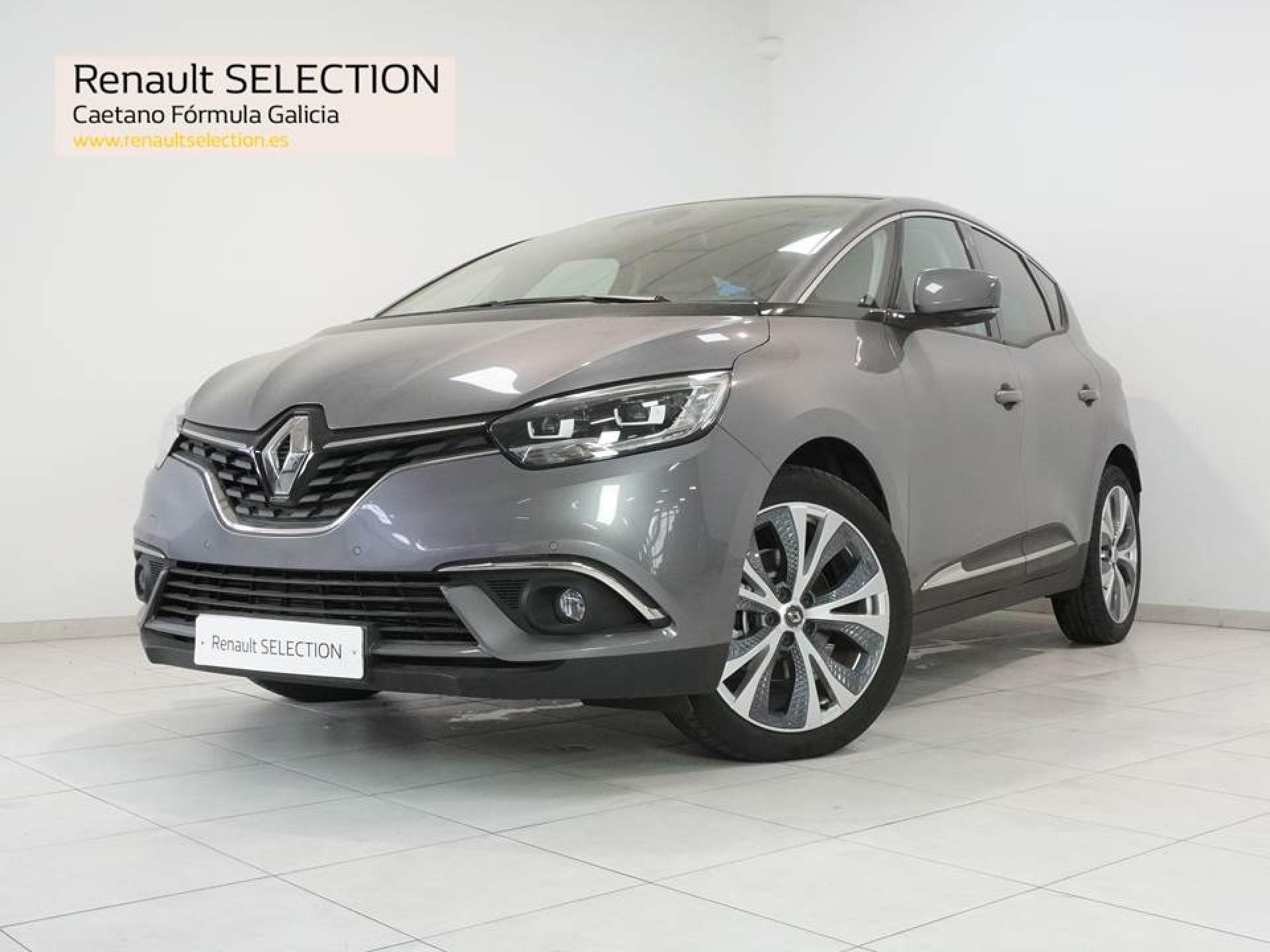 Renault Scenic dCi Zen Blue S&S 110kW segunda mano Pontevedra