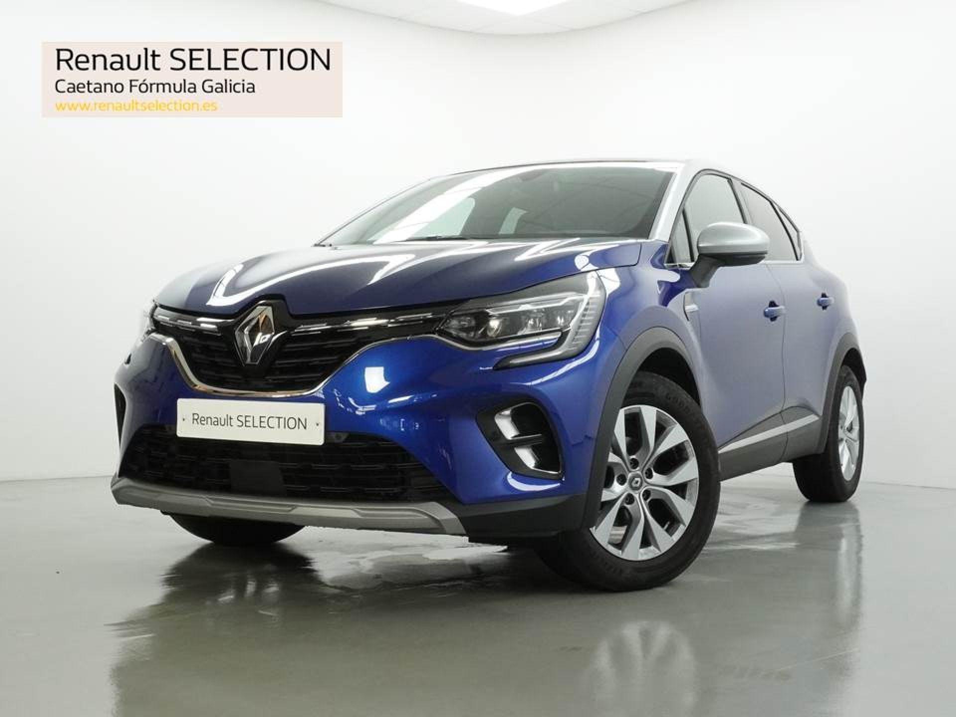 Renault Captur Zen Blue dCi 85kW (115CV) EDC segunda mano Pontevedra
